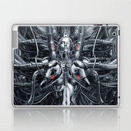 Maiden In The Machine Laptop & iPad Skin