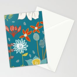Happy Flowers Collection Stationery Cards