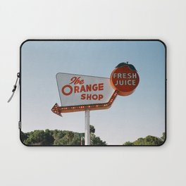The Orange Shop Laptop Sleeve