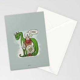 GRRR! (color) Stationery Cards