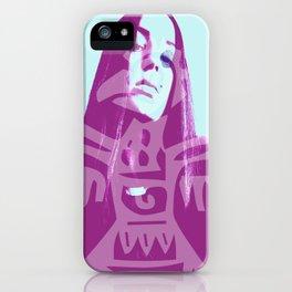 Inka Queen iPhone Case
