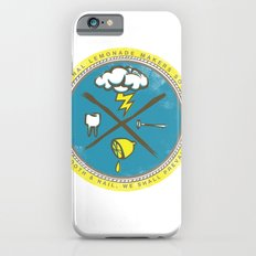National Lemonade Makers Society Crest iPhone 6s Slim Case