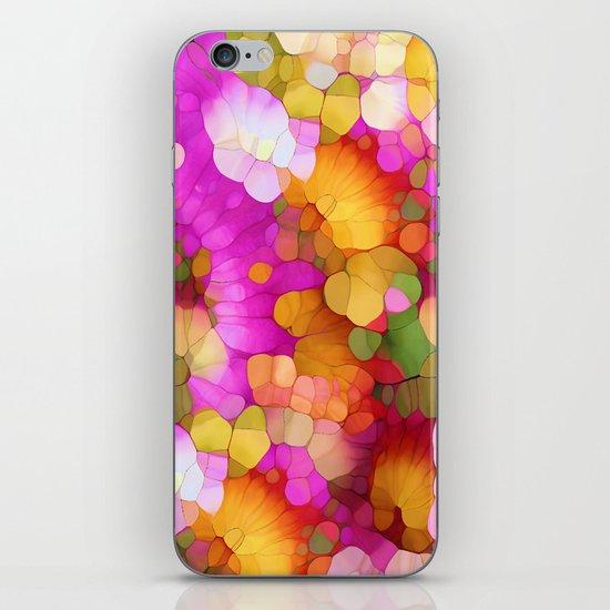 Happy Colors - Soul Vitamins iPhone & iPod Skin