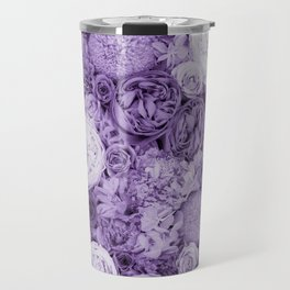 bouquet ver.purple Travel Mug