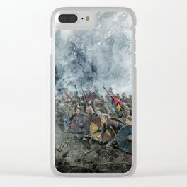 The Great Army Clear iPhone Case