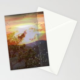 God's Country The Smokies Stationery Cards