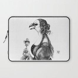 Tête-à-tête with Botticelli Laptop Sleeve