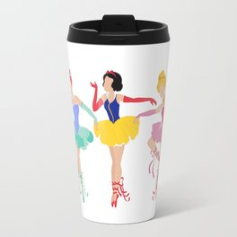 Brat Pack of Ballerina Princesses Travel Mug