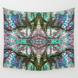 Bog Thing 6 Wall Tapestry