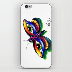 Butterfleyes iPhone & iPod Skin