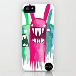 Rabbitty Rabbits iPhone Case