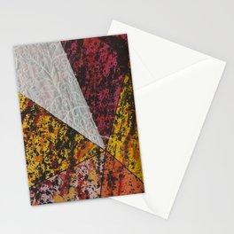 Corner Splatter # 13 Stationery Cards