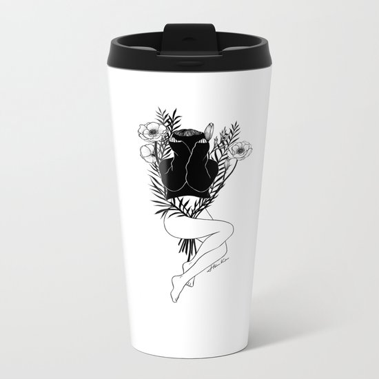 Pure Morning Metal Travel Mug