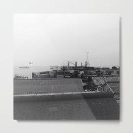 #287 #Harbour #Landsape Metal Print