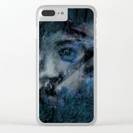 Where do I come from? Clear iPhone Case