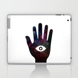 Cosmic hand Laptop & iPad Skin