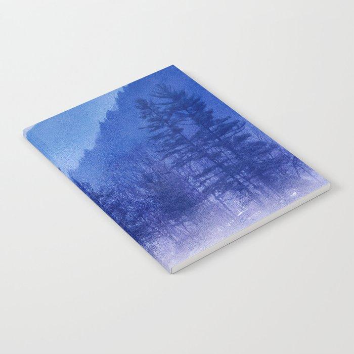 mystic sunrise II Notebook