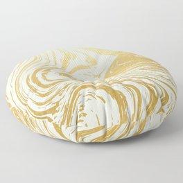 Gold Rush #society6 #decor #buyart Floor Pillow