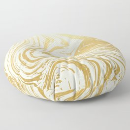 Gold Rush #society6 #decor #buyart Floor Pillow