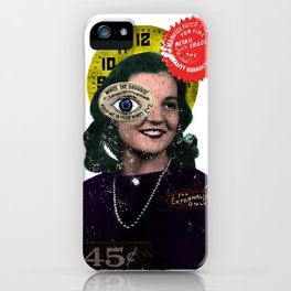 For External Use Only iPhone Case