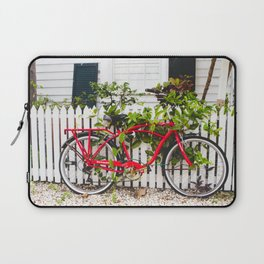 Key West Bike Laptop Sleeve