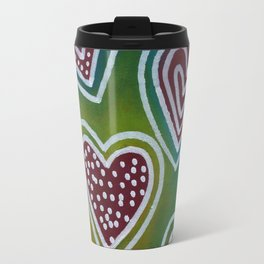 Heart No. 8 Travel Mug