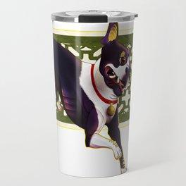 Satchmo Fu Travel Mug