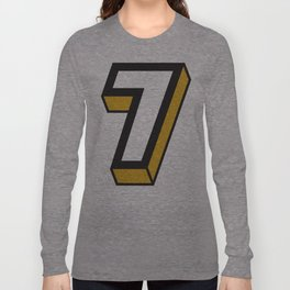 Big 7 Long Sleeve T-shirt