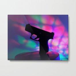 Pistola Collection III Metal Print