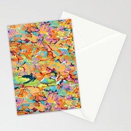 Mud Cracks Stationery Cards