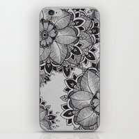 gray iPhone & iPod Skins featuring Gray  by rskinner1122