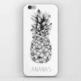 Ananas iPhone Skin