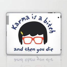 According to Tina... Laptop & iPad Skin