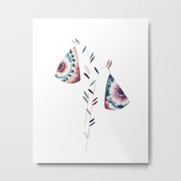 Ultra Violets Metal Print