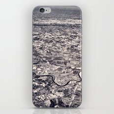 Aerial B&W iPhone & iPod Skin