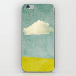 One Cloud iPhone Skin