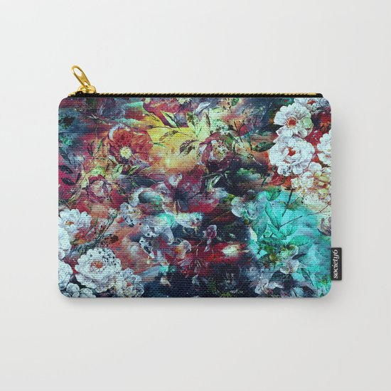 RPE SEAMLESS FLORAL VII Carry-All Pouch