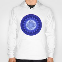 parks and recreation Hoodies featuring Mandala Recreation by Christine baessler