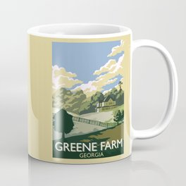 Greene Farm, GA / The Walking Dead Coffee Mug