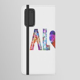 ALOHA - Style A Android Wallet Case
