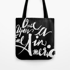 Once Upon a Time in America Tote Bag