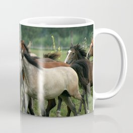 Arabian Horses Coffee Mug