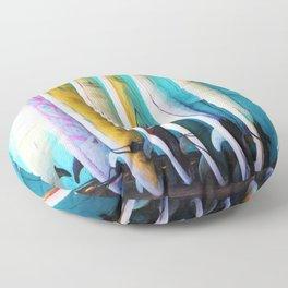 surfboards Floor Pillow