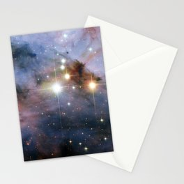 Colossal stars Stationery Cards