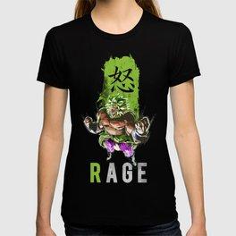 Broly Rage T-shirt