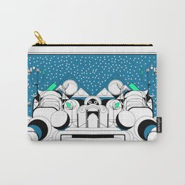 Earth Ship Carry-All Pouch