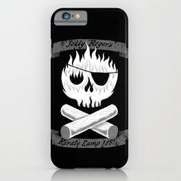 Pirate Camp iPhone Case