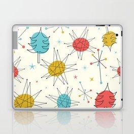Mid-Century Holiday Season Laptop & iPad Skin