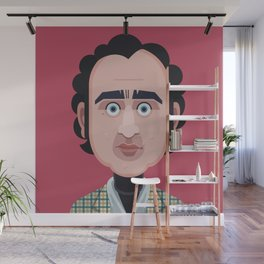 Comics of Comedy: A N D Y Kaufman Wall Mural