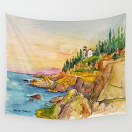 Acadia National Park Wall Tapestry